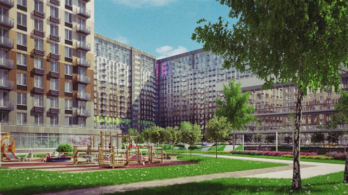 ЖК «Легендарный квартал» | «Д-Инвест»