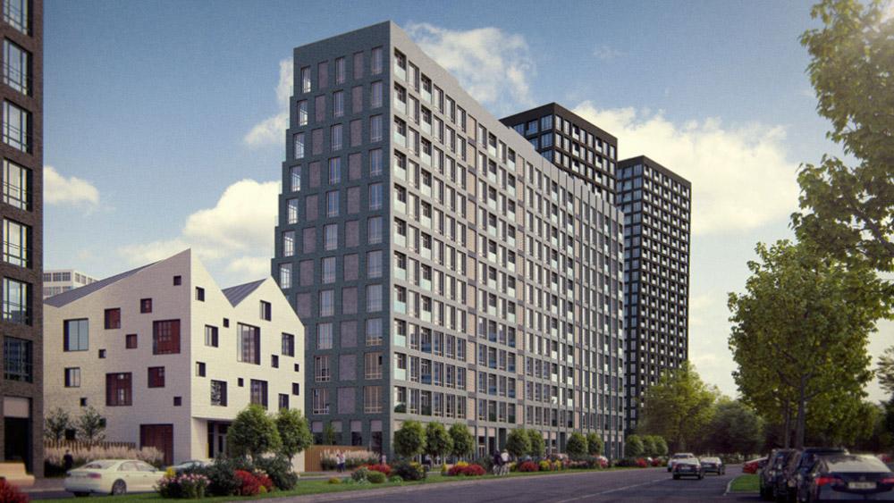 Купить квартиру в ЖК «AFI Park Воронцовский»