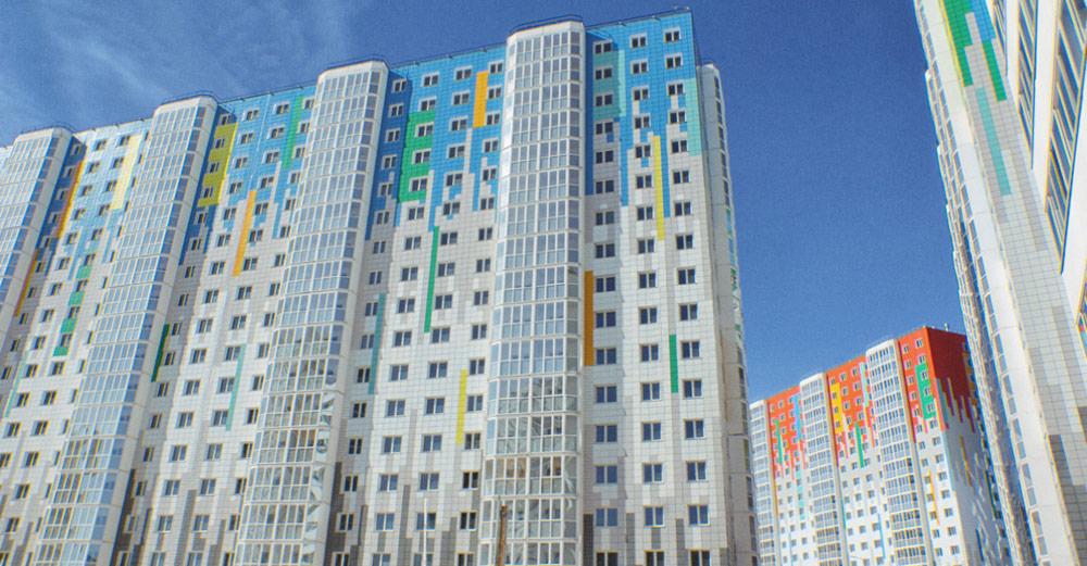 ЖК «Первый Зеленоградский» | ГК «Сибпромстрой»