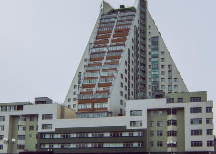«Пирамида» | старый проект от STD-Group